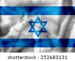 Israel Flag Themes Idea Design