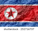 North Korea Flag Themes Idea...