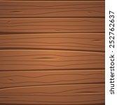 cartoon wooden surface | Shutterstock .eps vector #252762637