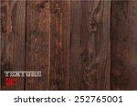 vector wood texture. background ... | Shutterstock .eps vector #252765001