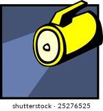 flashlight | Shutterstock . vector #25276525