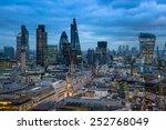 london  uk   january 27  2015 ... | Shutterstock . vector #252768049