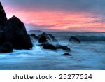 ruby beach on the pacific coast ... | Shutterstock . vector #25277524