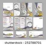 jockey competition stationery... | Shutterstock .eps vector #252788701