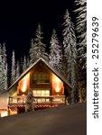Winter Resort Chalet