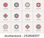 Geometric Logo Template Set....