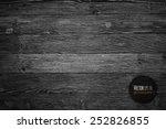 wood texture  vector eps10... | Shutterstock .eps vector #252826855