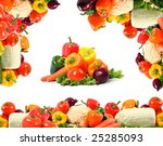 splendid vegetable composition...