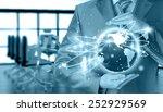 internet concept | Shutterstock . vector #252929569