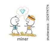 miner speaks of valuable...