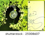 youthful advert place   Shutterstock .eps vector #25308607