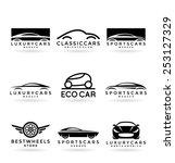 cars  3  | Shutterstock .eps vector #253127329