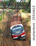 Derailed Train   Electric...