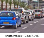 traffic jam | Shutterstock . vector #25314646