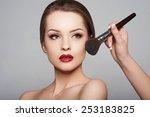 makeup | Shutterstock . vector #253183825