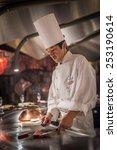 tokyo  japan   november  30 ... | Shutterstock . vector #253190614