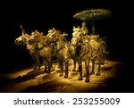 The Terracotta Army And Horses...