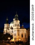 prague  czech republic   june ... | Shutterstock . vector #253351849