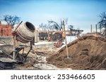 Cement Mixer Machine At...