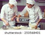 Tiramisu Cooking Concept....