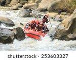 chiang mai  thailand   october... | Shutterstock . vector #253603327