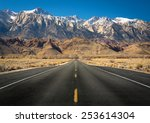 View Of Mt Whitney With A...