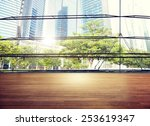 office cityscape buildings... | Shutterstock . vector #253619347