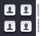 avatars  rounded square icons...