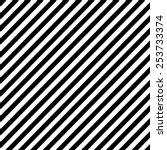 Black And White Diagonal Stripe ...