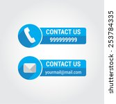 contact us phone   mail labels