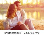 young couple | Shutterstock . vector #253788799