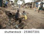 nairobi  kenya   february 29 ... | Shutterstock . vector #253837201