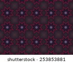 ethnic pattern. abstract... | Shutterstock . vector #253853881