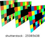 color background with space for ... | Shutterstock .eps vector #25385638