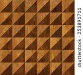 abstract checkered tiles  ... | Shutterstock . vector #253891711