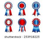 Usa Patriotic Award Ribbon...