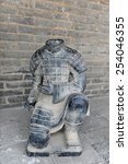 The Terracotta Army Of Xian In...