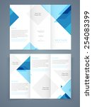 Corporate Business Trifold ...