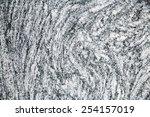 Gneiss rock - stock photo