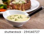bearnaise sauce | Shutterstock . vector #254160727