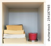 Small photo of A conceptual image utilising a spall storage space