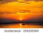 Sunrise On The Lake With...