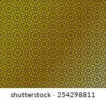 shiny golden background in... | Shutterstock .eps vector #254298811