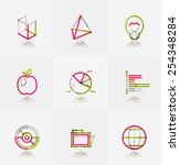 minimal thin line design web...