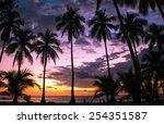 Amazing Sunset Over Manuel...