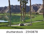 pga west golf course  palm...   Shutterstock . vector #2543878