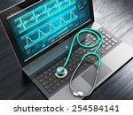 healthcare  medicine and... | Shutterstock . vector #254584141