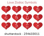 love horoscope symbols....