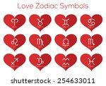 love horoscope symbols....