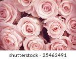 roses background | Shutterstock . vector #25463491